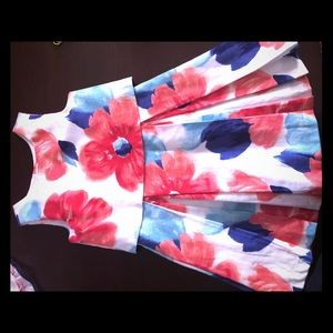 Janie and Jack flower dress